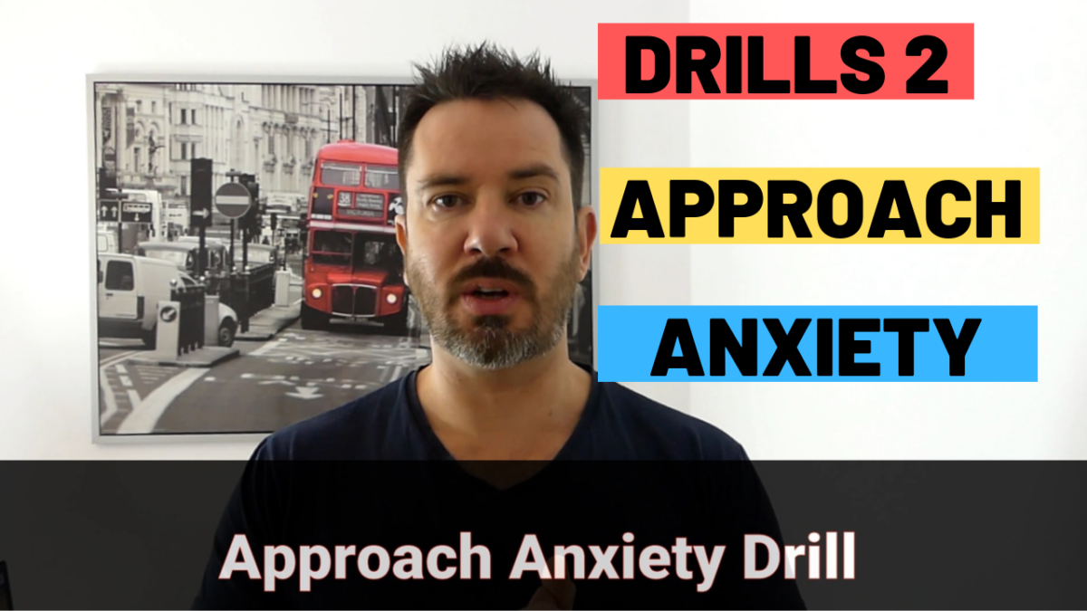 Approach Anxiety / Anxiety In Set