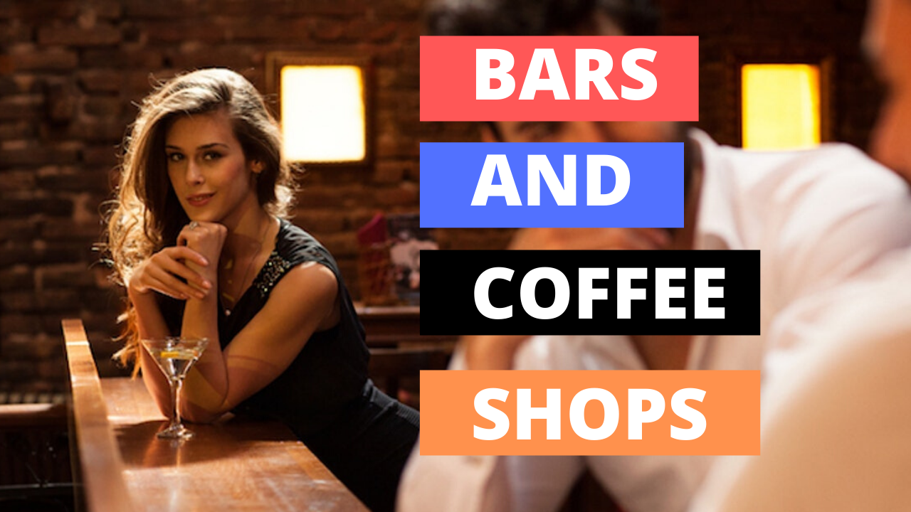Bars And Coffee Shops